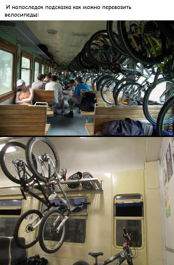 Когда с велосипедом можно ездить в метро, правила транспортировки