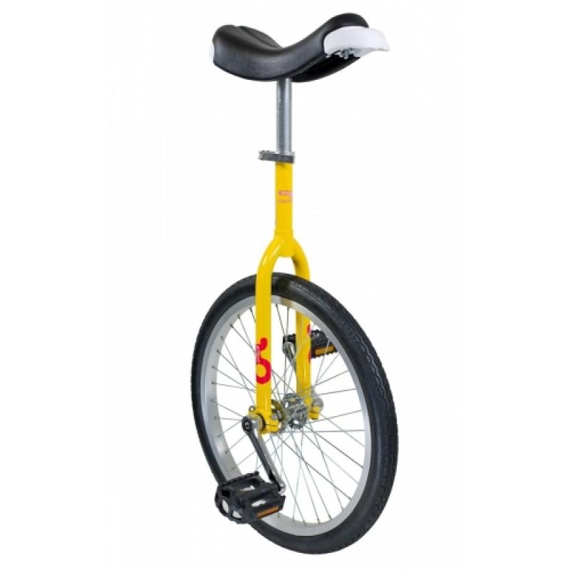 Как научиться кататься на одноколесном велосипеде