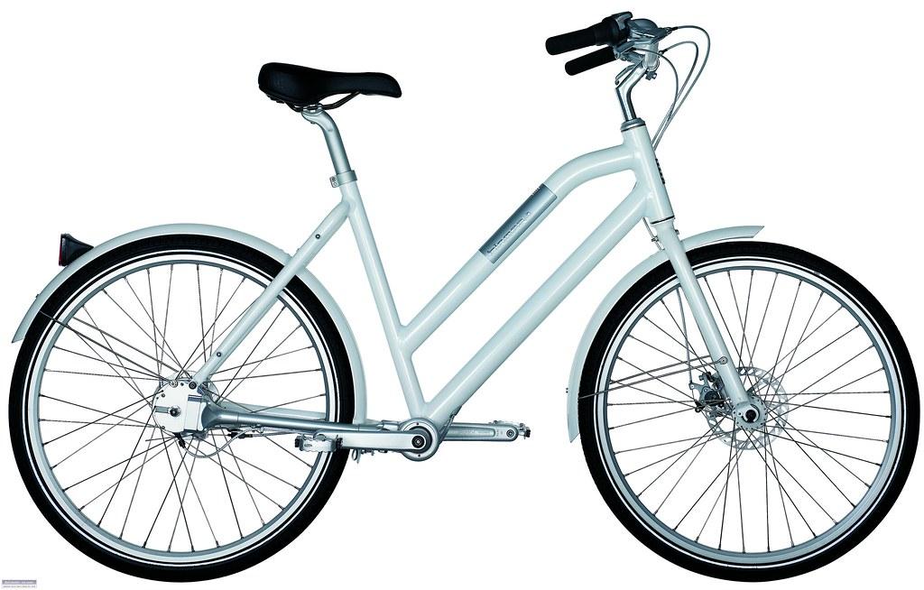 Велосипеды с карданным приводом