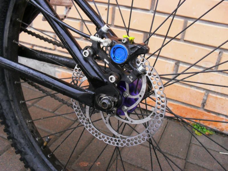 Виды гидравлических тормозов велосипеда их настройка и прокачка - bike-rampage