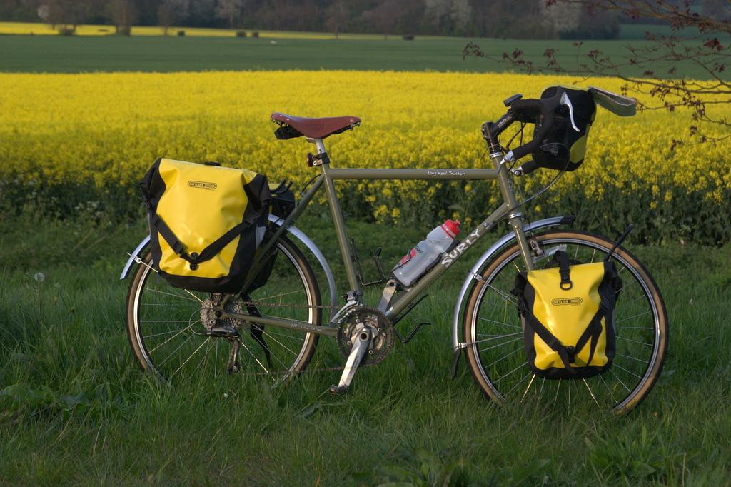 Какие бывают способы посадки на велосипеде?