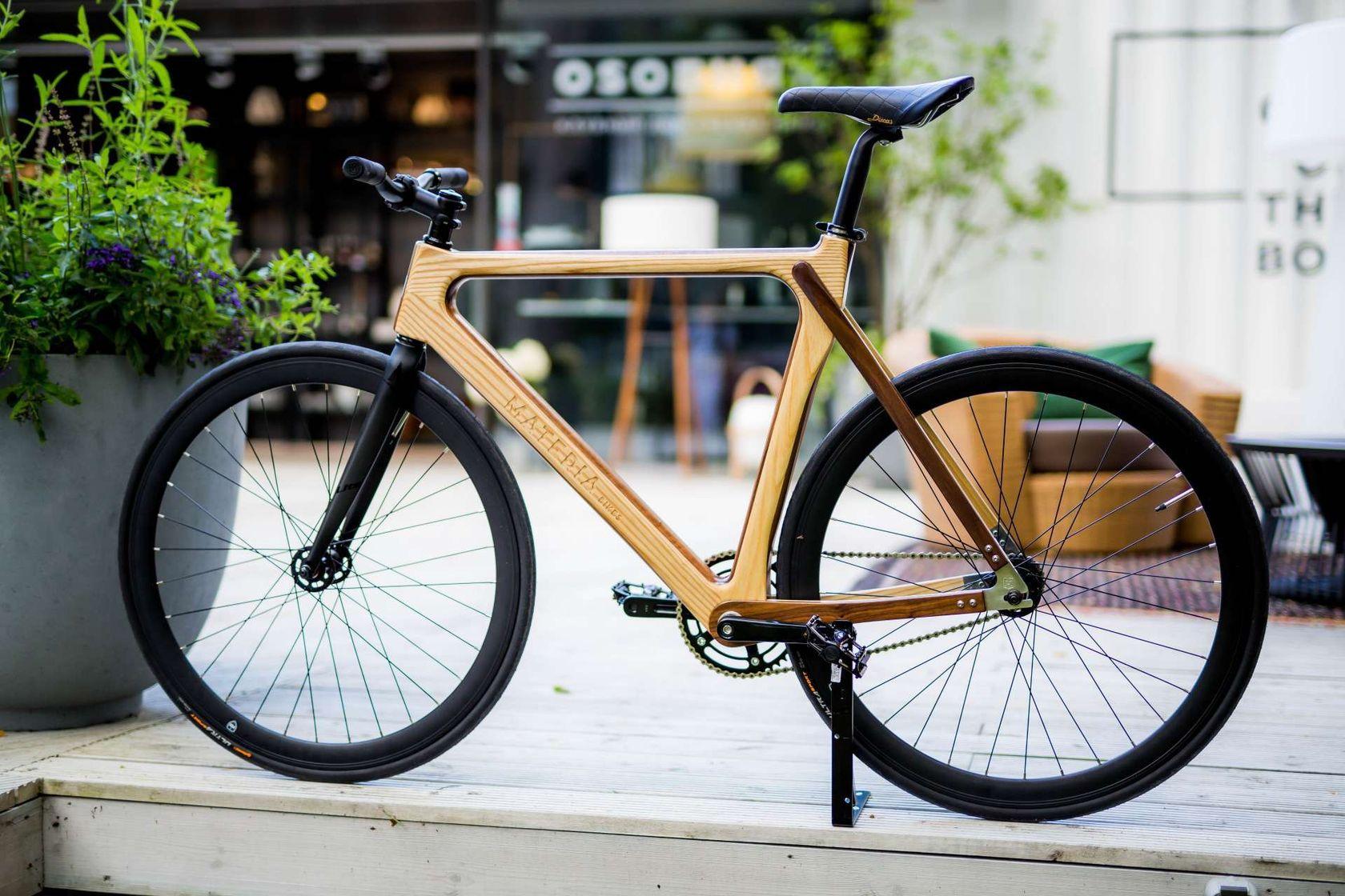 Велосипед-фикс: скорость и простота