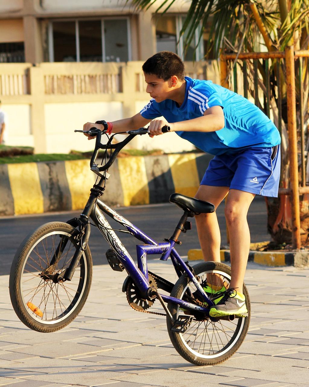 Велосипеды для детей: как выбрать правильно / mama66.ru