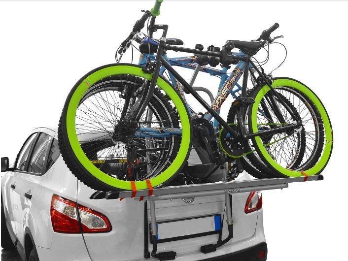 Перевозка велосипеда на автомобиле: варианты и советы