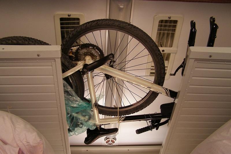 Правила провоза велосипедов в пермских электричках