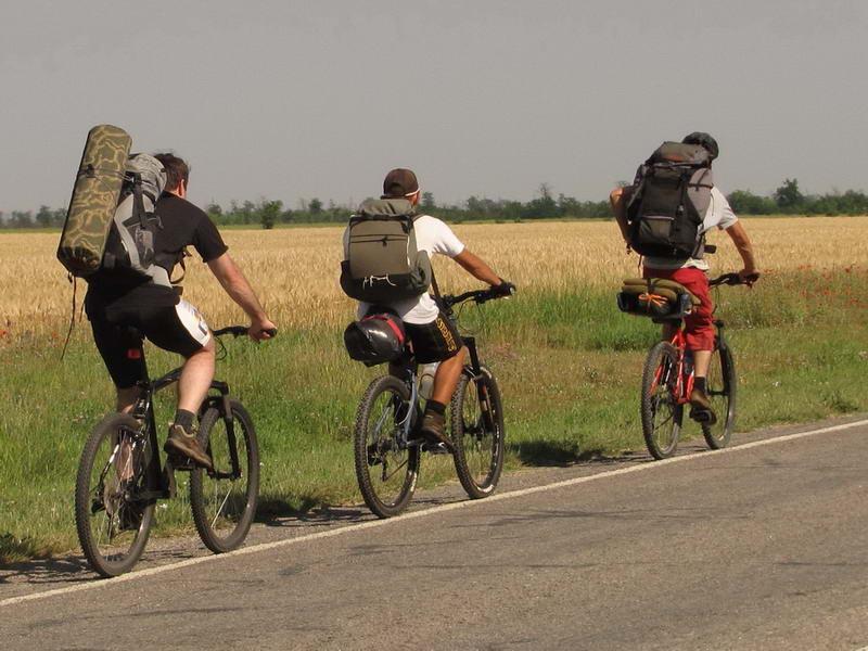 Как подготовиться к горному велопоходу на 100%