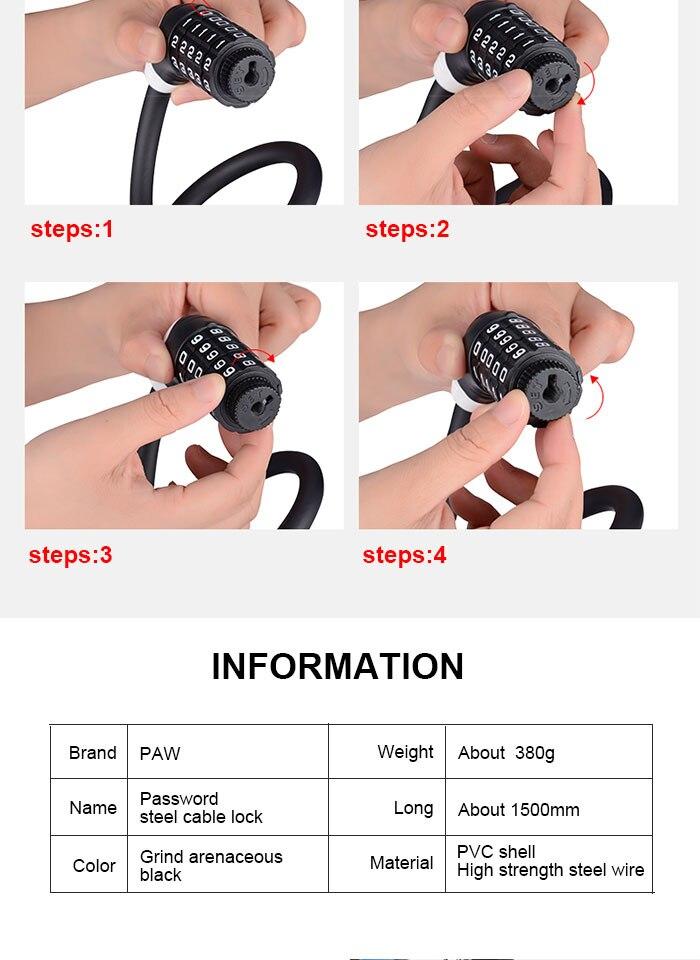 Как открыть велосипедный замок без ключа - lockservice.pro