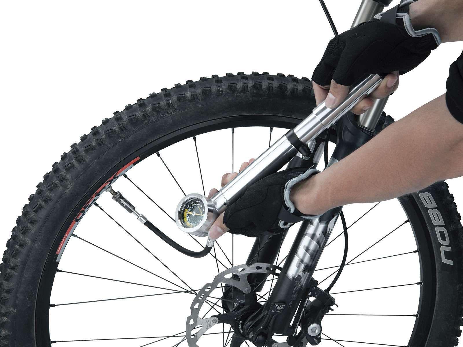 Велосипедный насос: классификации, нюансы выбора