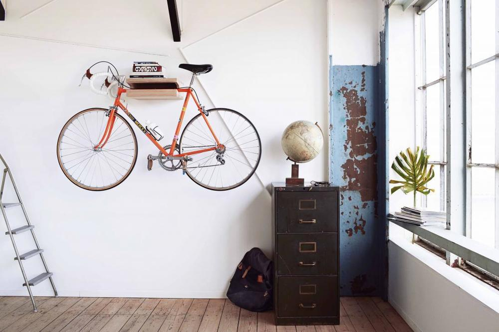 Как и где хранить велосипед