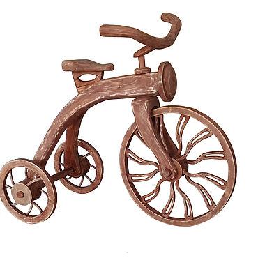 Велосипед из дерева своими руками — экстрим спорт
