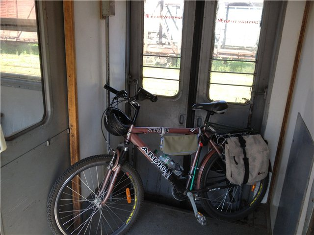 Важные правила перевозки велосипеда в поезде, варианты упаковки