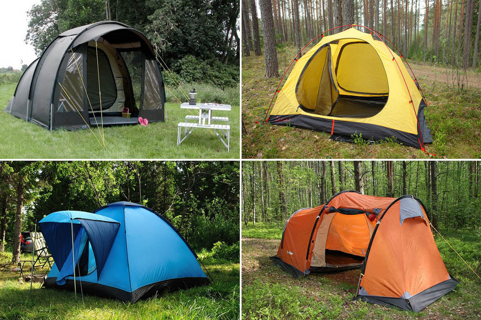 Как выбрать лучшую туристическую палатку: по назначению, форме, конструкции, материалу, вместимости, обзор 6 популярных моделей для кемпинга и трекинга и 3 экстремальных вариантов, их плюсы и минусы