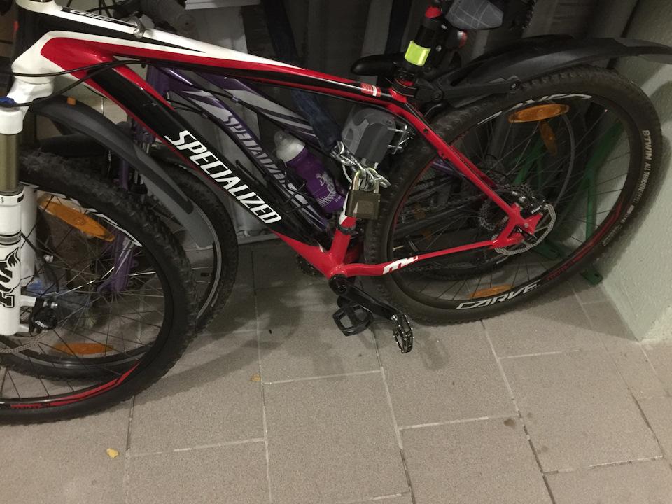 Угон велосипеда или что делать чтобы у вас не украли велосипед