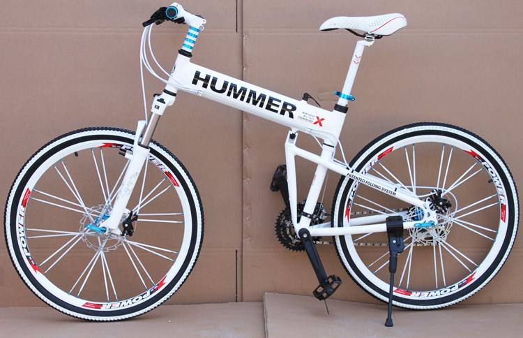 """Велосипеды """"хаммер"""" ценятся в первую очередь за внешний вид"""