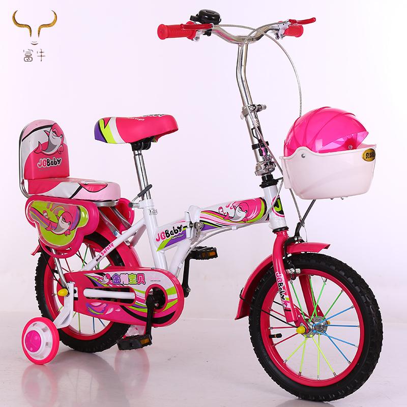 Как правильно подобрать велосипед ребенку?