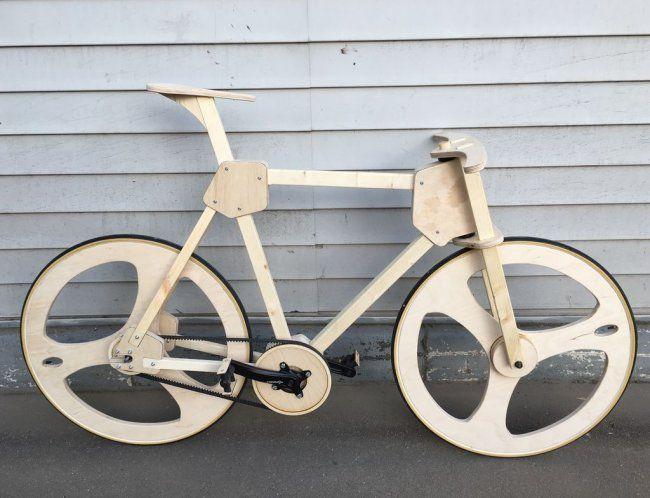 ✅ изготовление деревянного велосипеда своими руками — легко и экономично - garant-motors23.ru