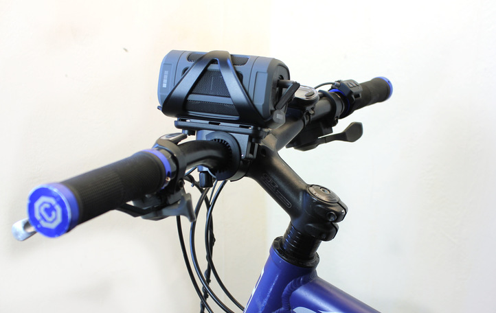 Колонки на велосипед