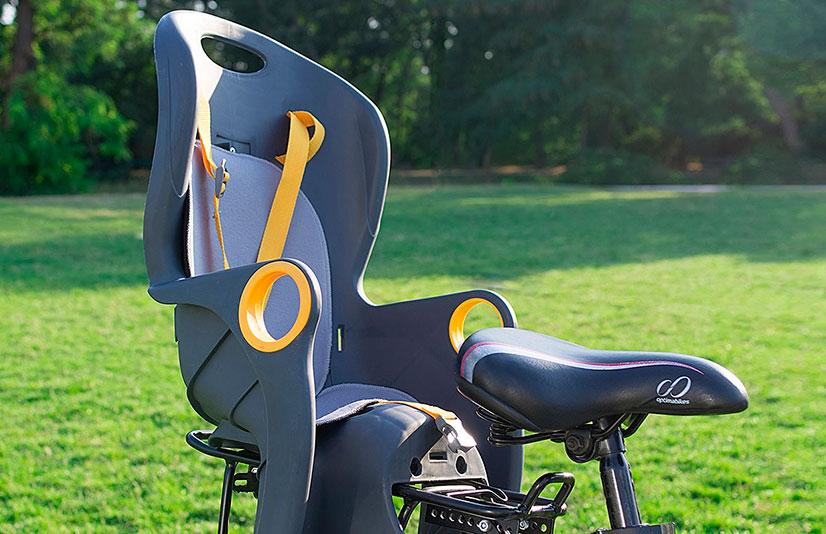 Велокресло своими руками: детские кресло на раму велосипеда для ребенка спереди и на багажник