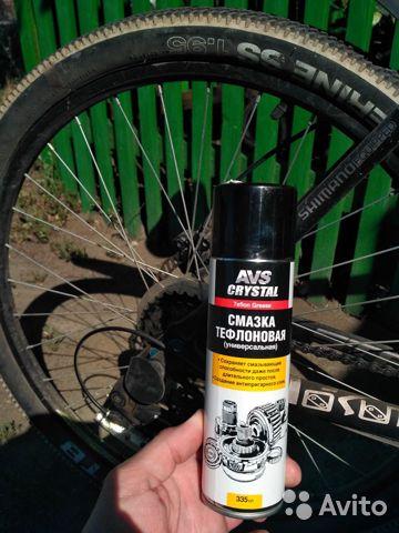 Смазка для цепи велосипеда – правильный подбор и применение