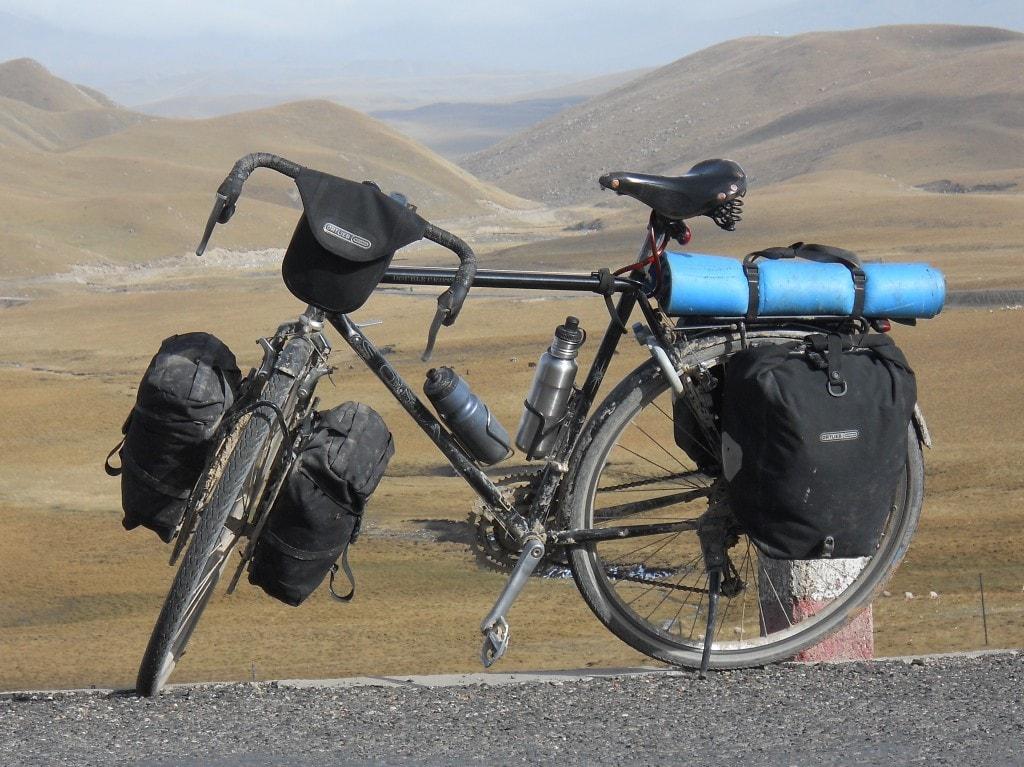 Снаряжение для велопохода (минимально необходимый список)