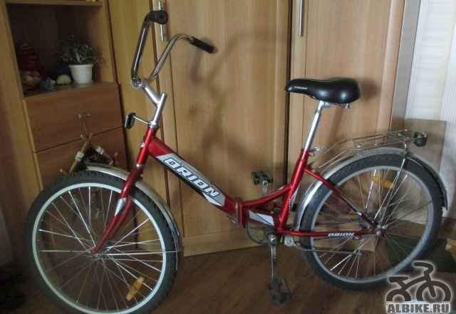 Велосипед марки орион