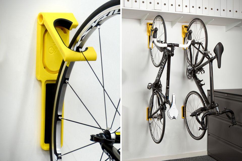 Как хранить свой велосипед дома?