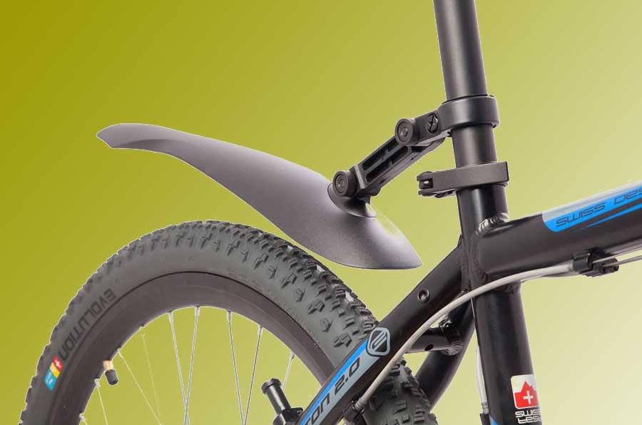 Крылья для велосипеда: необходимость или дополнительный аксессуар?