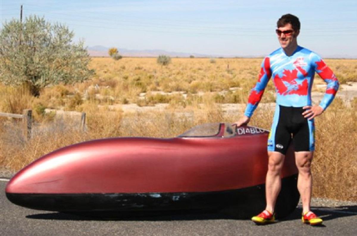 Самый быстрый велосипед в мире. какой самый быстрый велосипед в мире