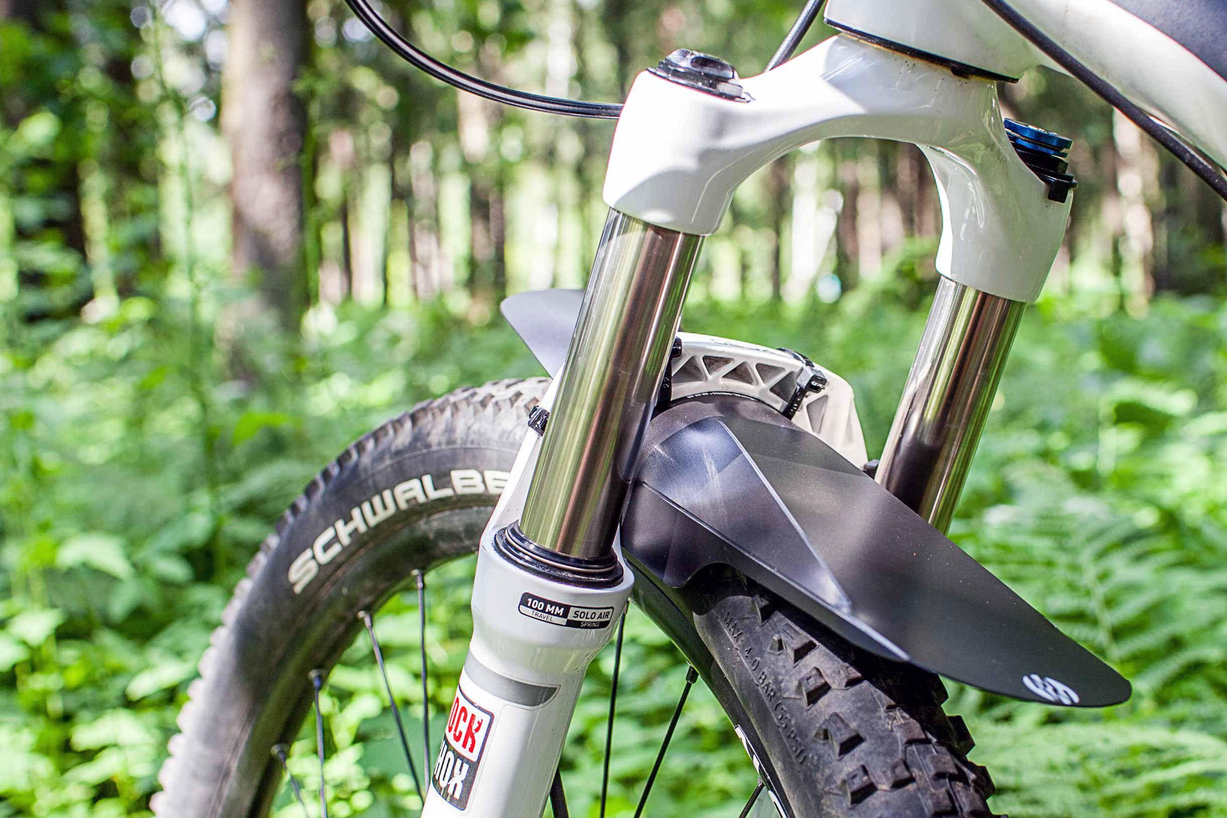 Идеальные крылья для велосипеда