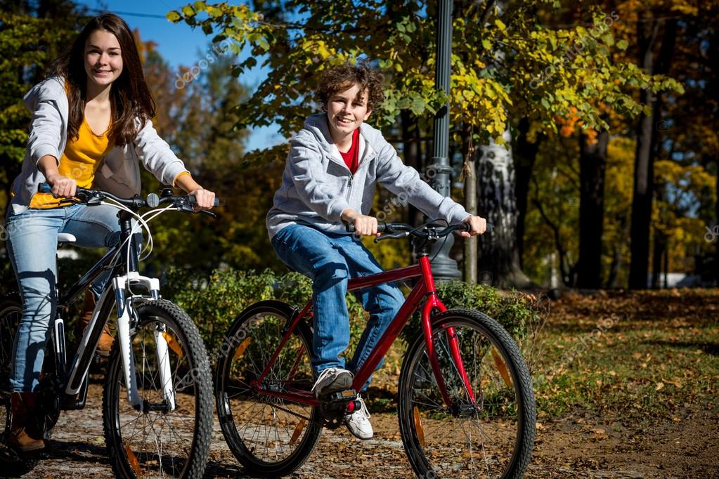 Как выбрать велосипед для ребенка 8 лет