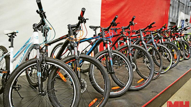 Как делают велосипеды aist