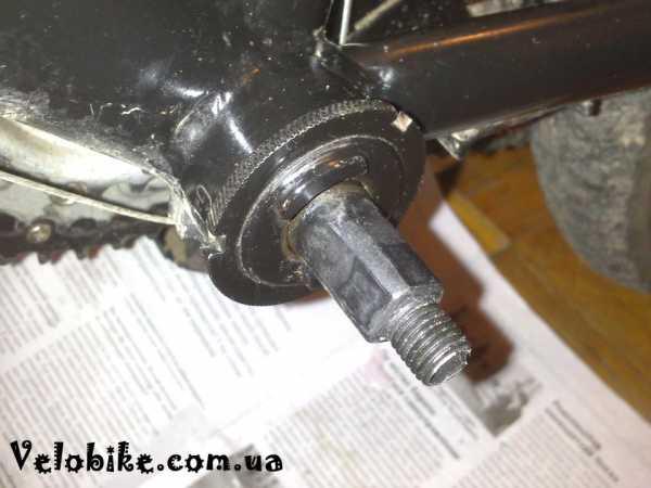 Как разобрать каретку на велосипеде стелс — rollerbord