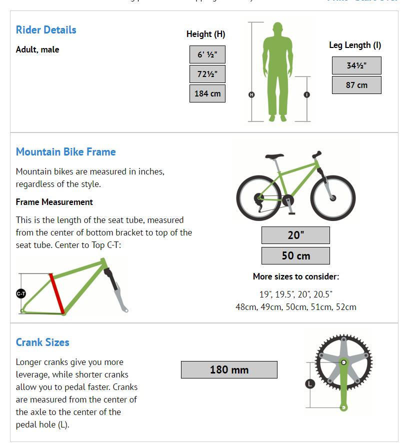 Как выбрать хороший горный велосипед