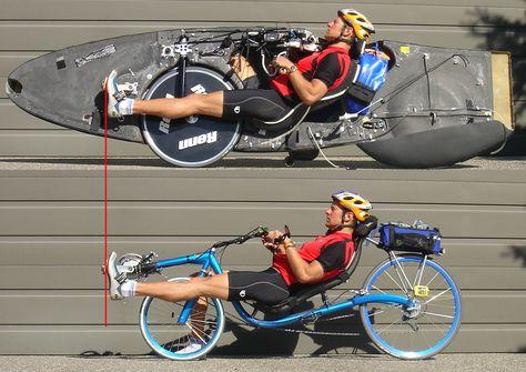 Лигерад (лежачий велосипед). что это такое? плюсы и минусы лигерадов