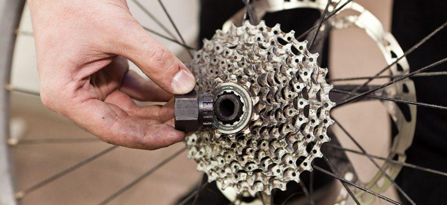 Ремонт задней втулки велосипеда, когда нужен, как выполнить самому