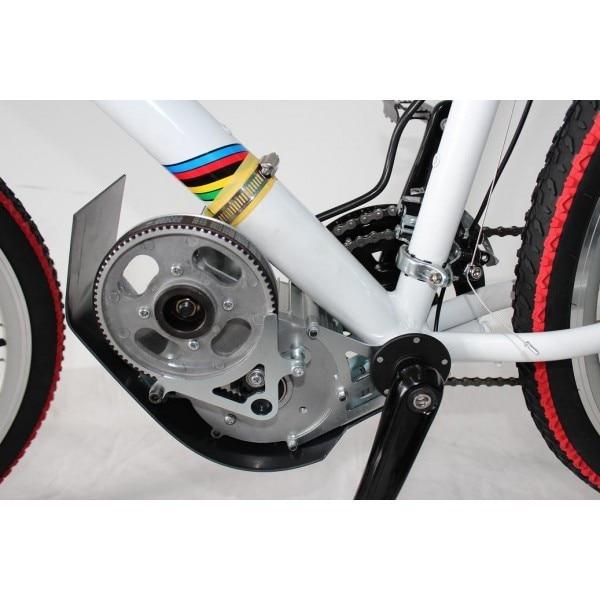Кареточные электромоторы для велосипедов