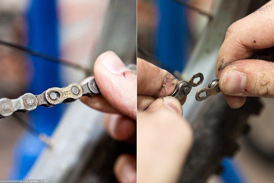 ✅ как починить цепь на велосипеде - veloexpert33.ru