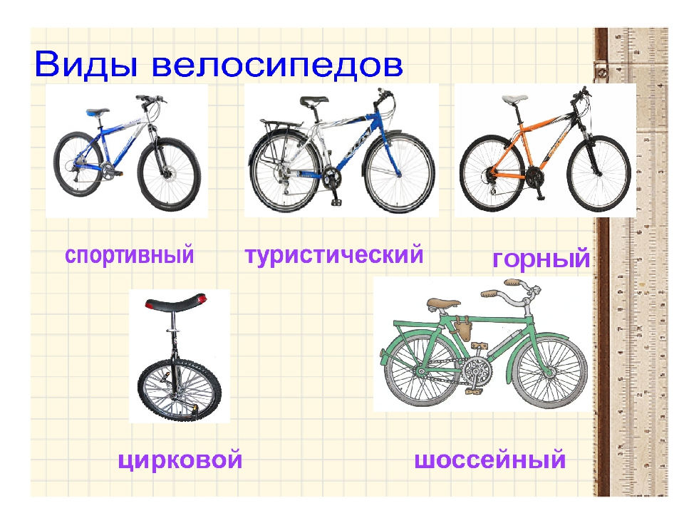 Профессиональные велосипеды: особенности транспорта