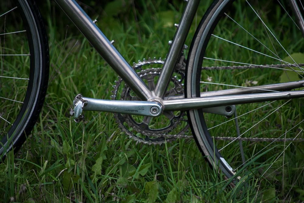 Титановые велосипеды