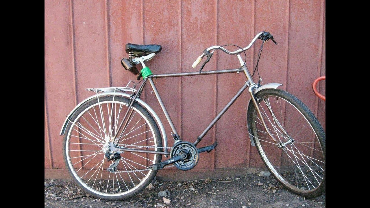 Стратегия апгрейда велосипеда