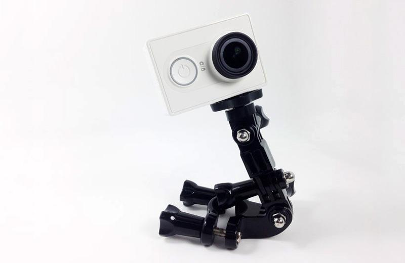 Два сезона, две экшн камеры, опыт эксплуатации, выводы. / блог им. p0nch / байкпост
