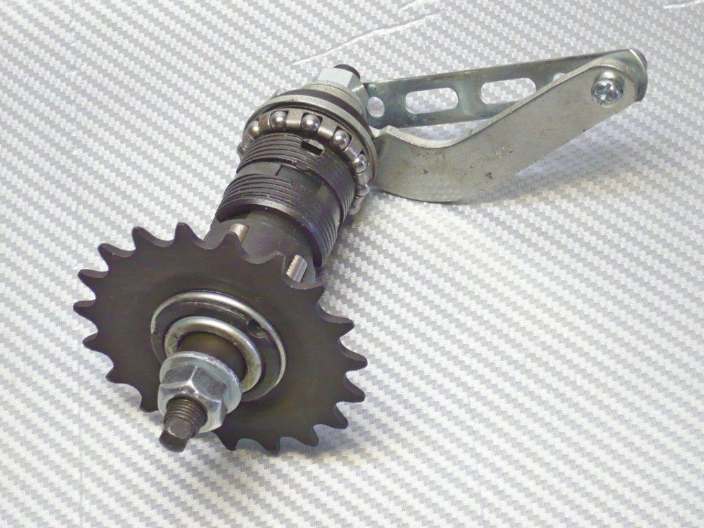 Разбираем и собираем колесо: устройство задней втулки велосипеда