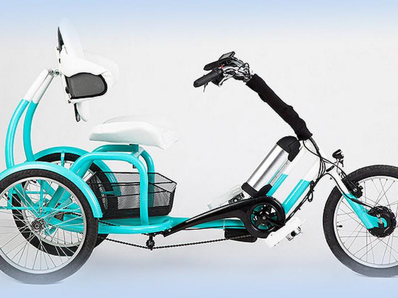 Велосипеды для людей с ограниченными возможностями