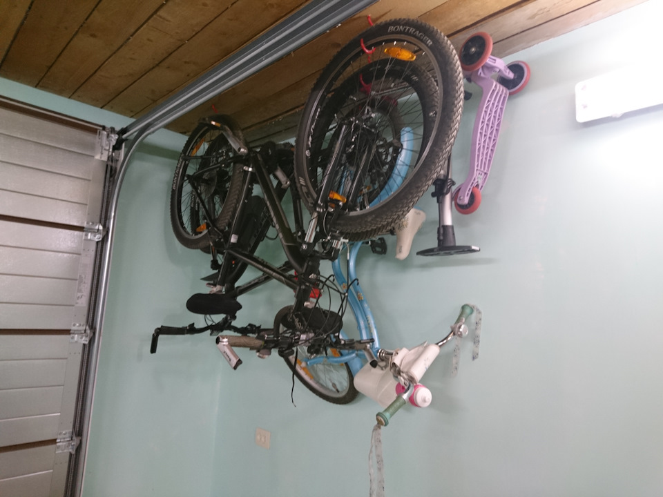 Хранение велосипеда зимой: подготовка и места хранения