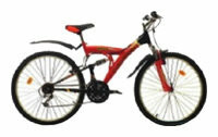 Велосипед challenger mission fs 26