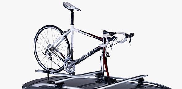 Велобагажник на заднюю дверь автомобиля - плюсы и минусы, советы по подбору, модели, цены, отзывы
