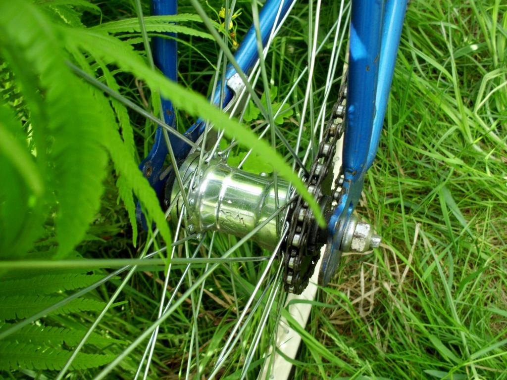 Как из скоростного велосипеда сделать обычный, способы переделать в синглспид