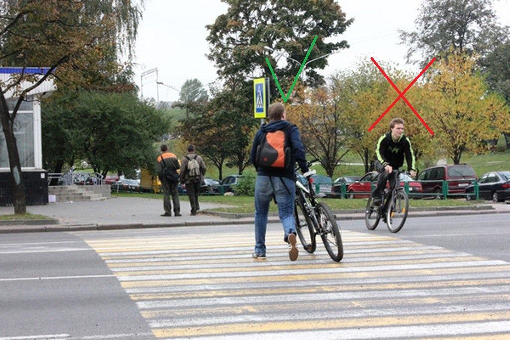 Пдд для велосипедистов 2020-2021: выжимка