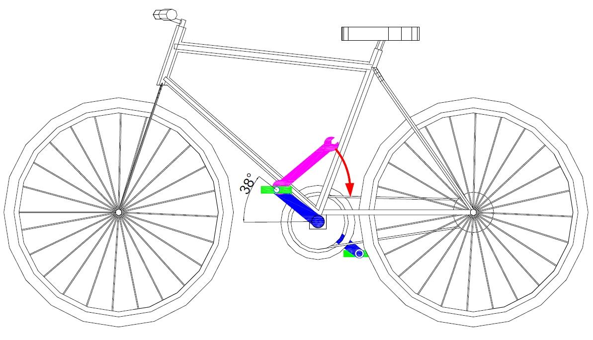 Как разобрать педаль велосипеда
