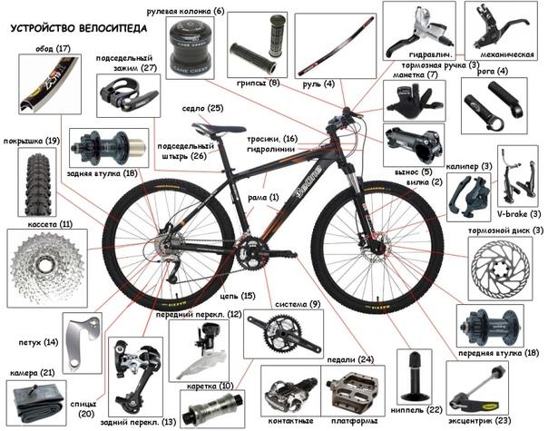 Ремонт велосипедной вилки видео. как снять и разобрать переднюю вилку велосипеда